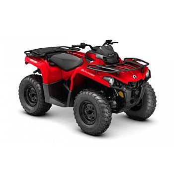 2019 Can-Am Outlander 570 DPS for sale 200851429